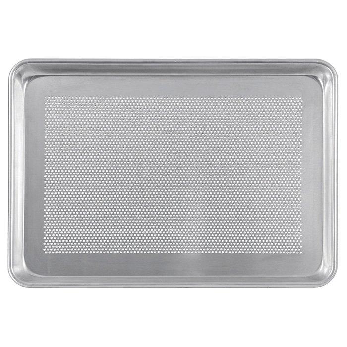 Aluminum Half Sheet Pan - Perforated 18x13