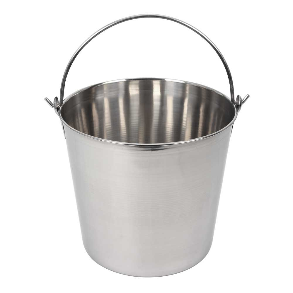 Stainless Steel Pail 13qt