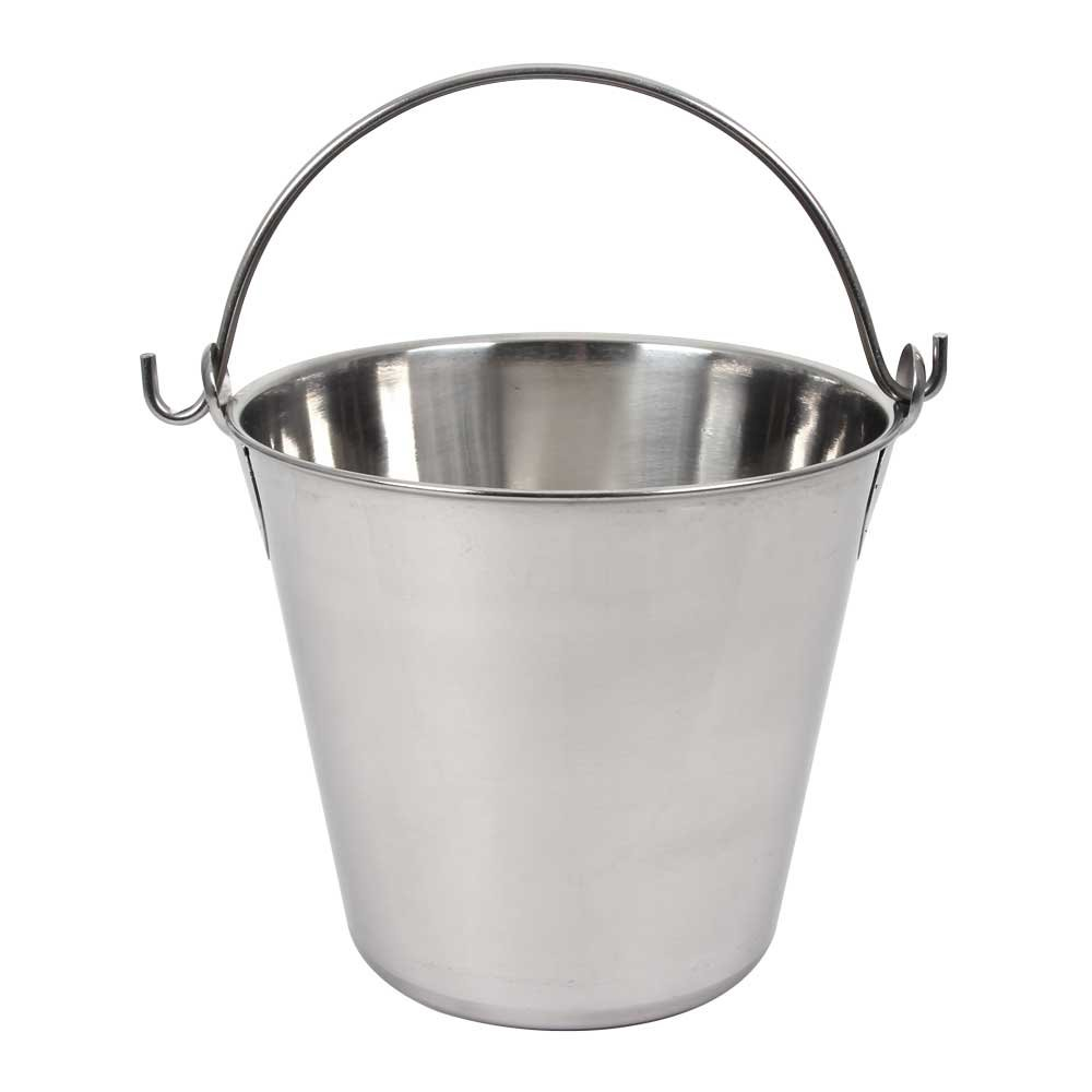 Stainless Steel Pail 4qt
