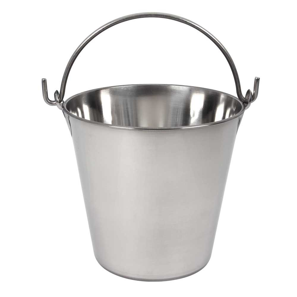 Stainless Steel Pail 8qt