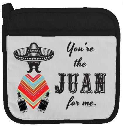 Pot Holder - You're The Juan