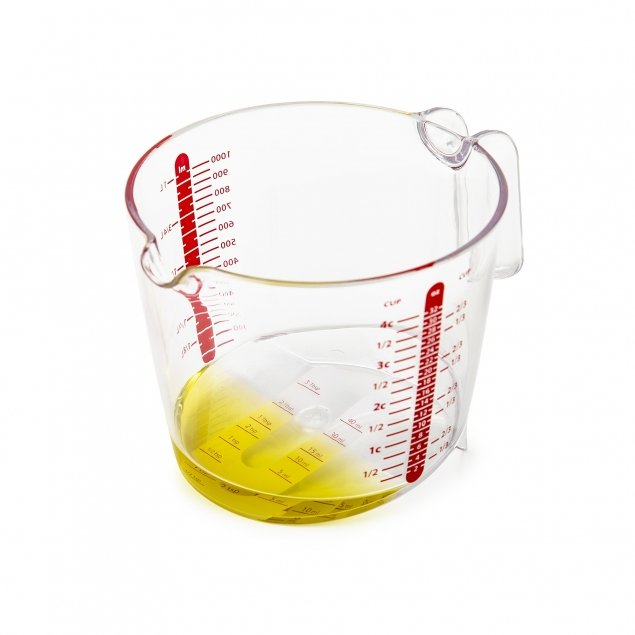 Progressive Liquid Measuring Cup - 4 Cup
