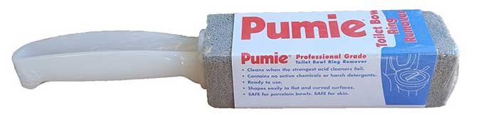 Pumie Toilet Bowl Ring Remover