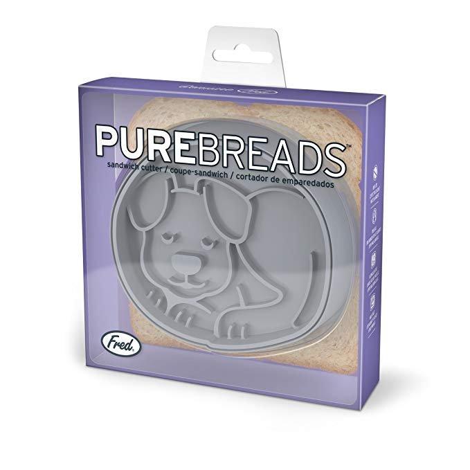 Dog Pure Breads Sandwich Cutter