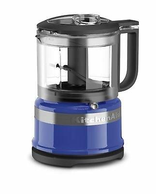 KitchenAid 3.5 Cup Chopper Refurb - Twilight Blue