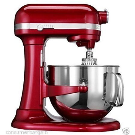 KitchenAid 6qt Stand Mixer Candy Apple Refurb - RKP26M1XCA