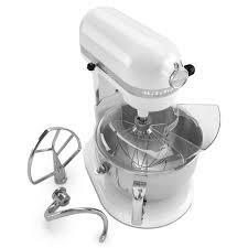 KitchenAid 6qt Stand Mixer White Refurb - RKP26M1XWH