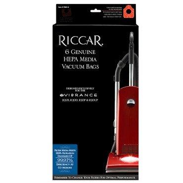 Riccar Type M Vacuum Bags - 6 Pack