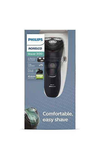 Norelco Dry Shaver 3100