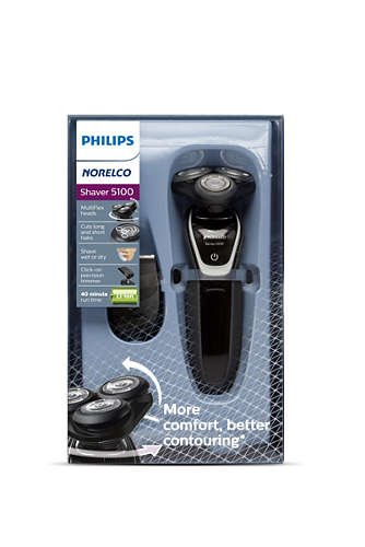 Norelco Shaver 5300 Wet & Dry