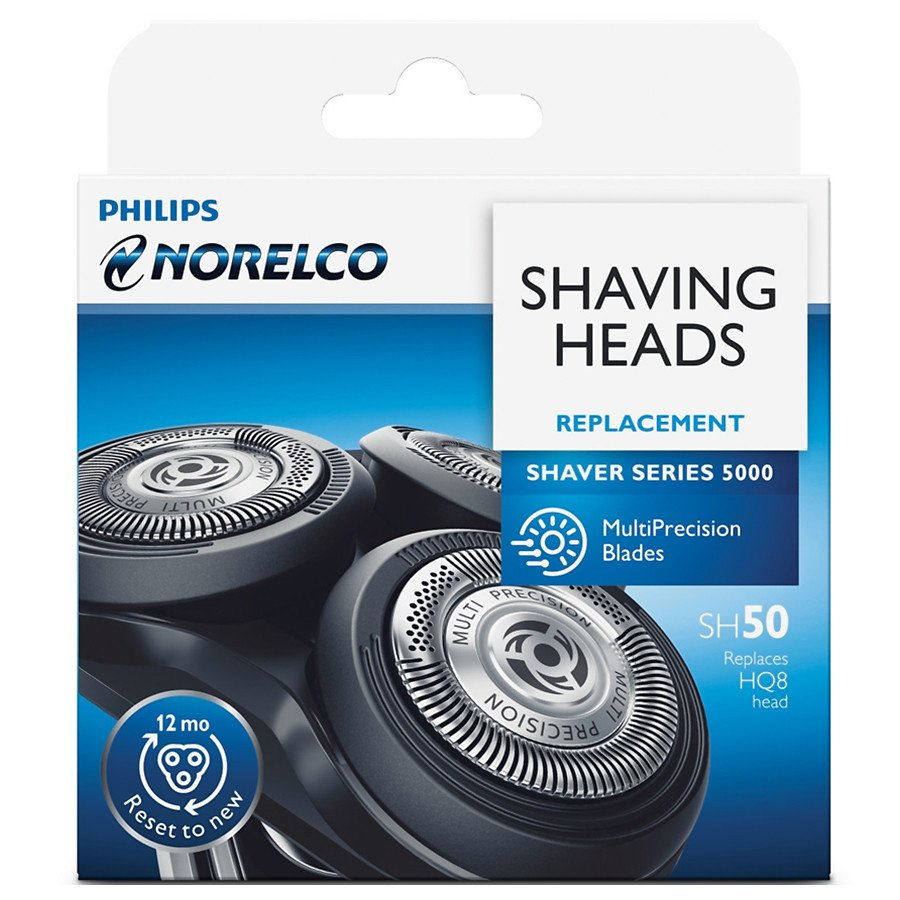 Norelco Series 5000 Shaver Heads