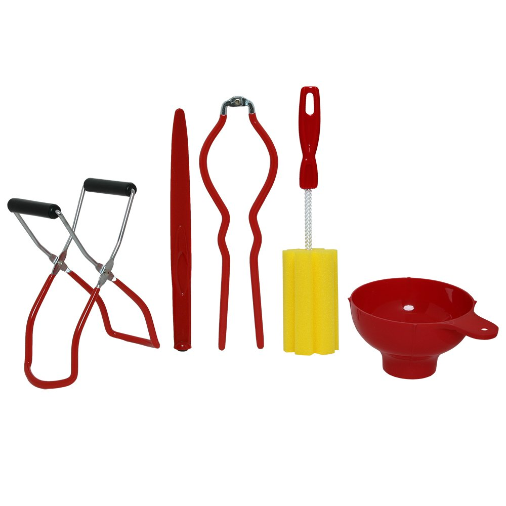 Victorio Canning Kit w/ Jar Wrench - VKP1041