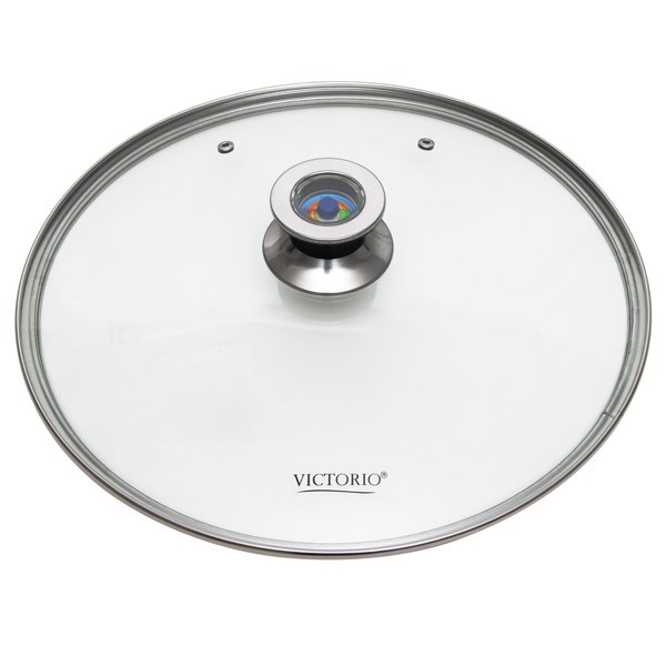 Victorio SS Multi Use Canner Glass Lid