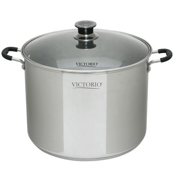 Victorio Stainless Steel Multi Use Canner - VKP1130