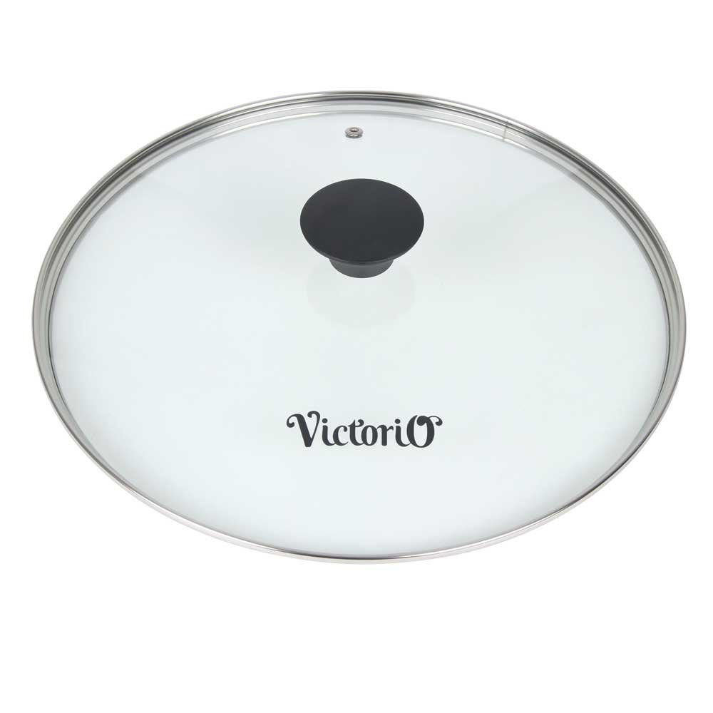 Victorio Aluminum Steam Juicer Glass Lid