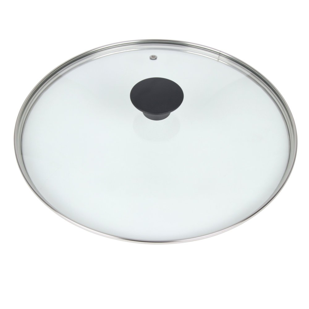 Aluminum Steam Juicer Glass Lid