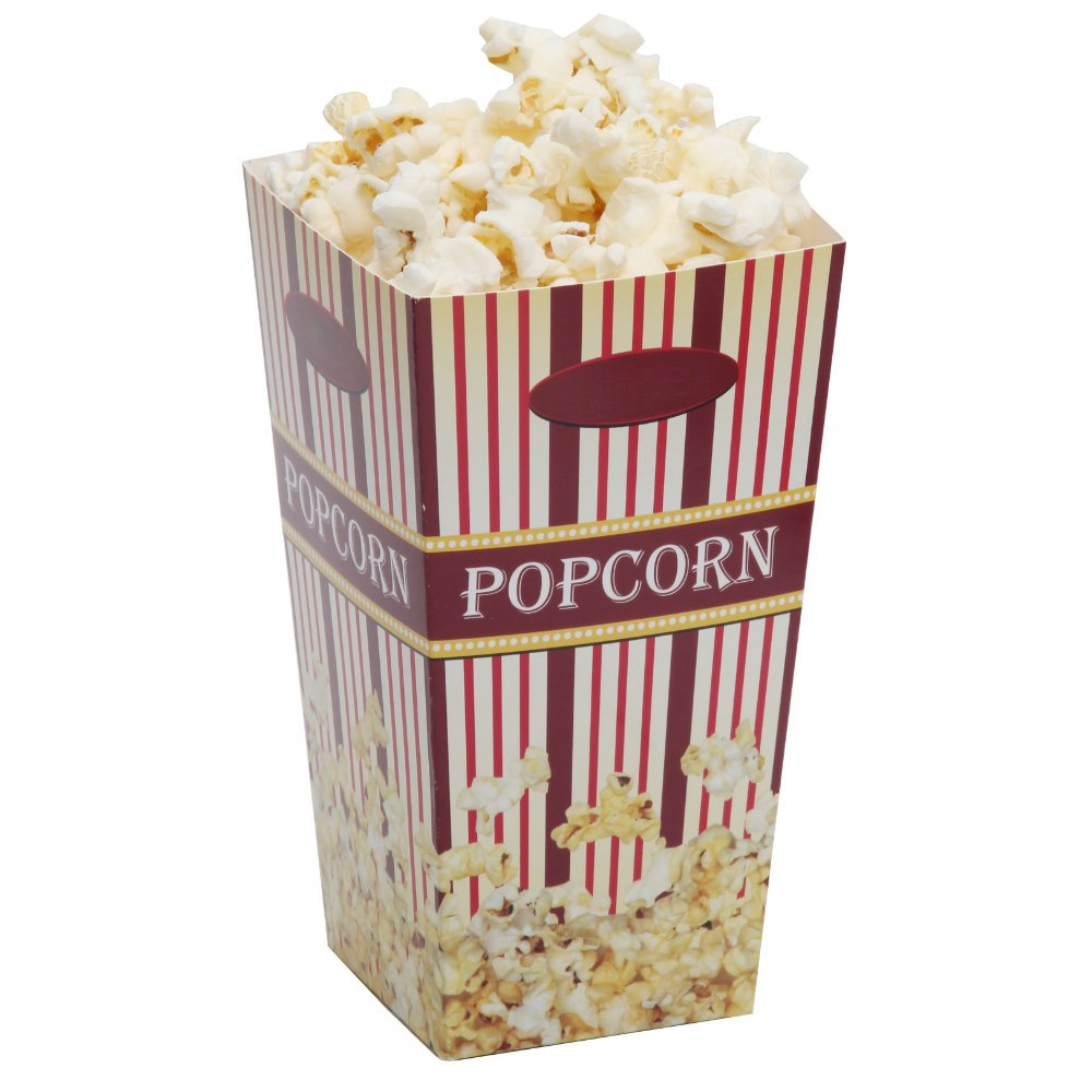Popcorn Boxes (10 Pack)