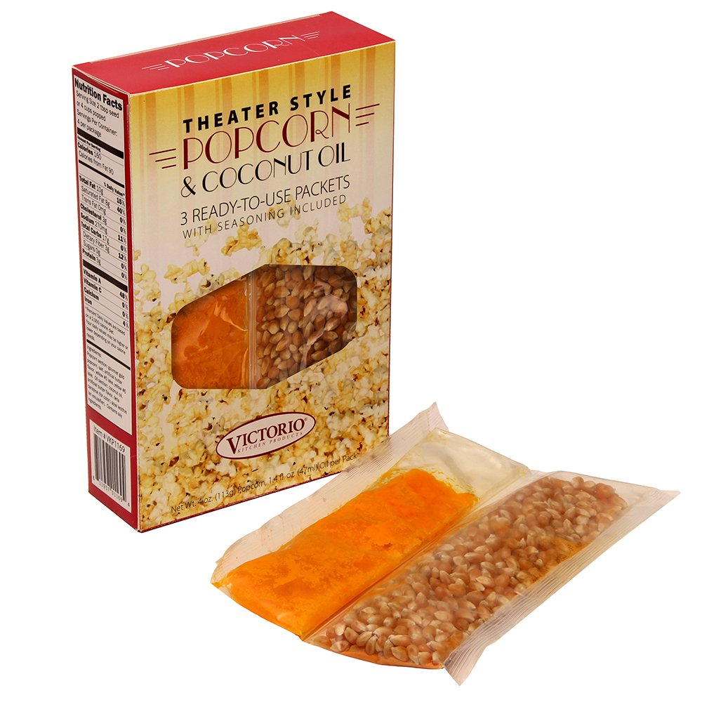 Theater Style Popcorn - 3 Pack