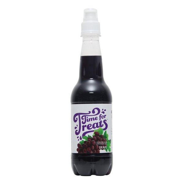 Time For Treats Grape Syrup