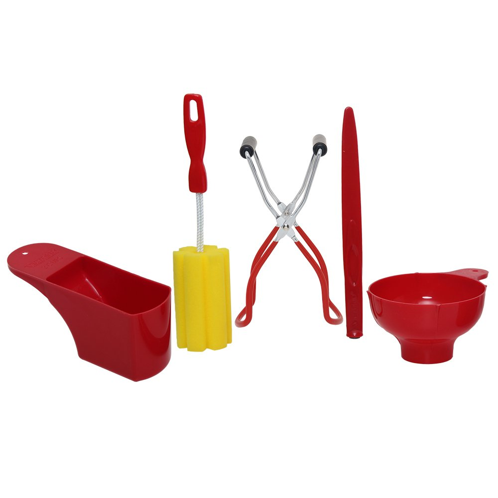 Victorio Canning Kit w/ 2 Cup Measuring Cup