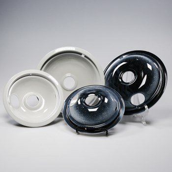 Gray Porcelain Drip Bowl Set 2-6 2-8