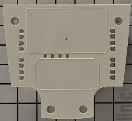 KitchenAid 3.5 Qt Mini Bottom Cover - W10755036