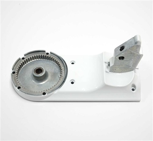 4.5 & 5 QT Lower Gearcase - White WW/WH