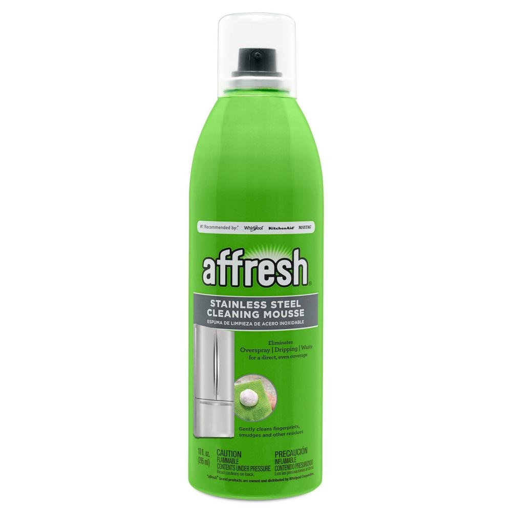 Affresh Stainless Steel Cleaning Mousse