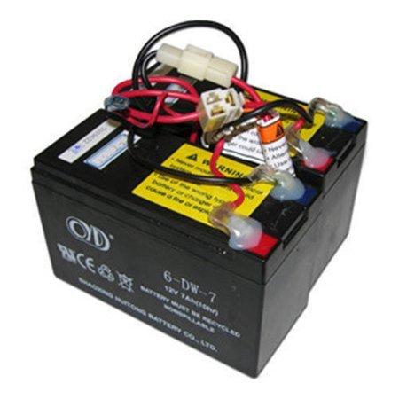 Razor Battery (3 Hole/2 Pin) E200/E300