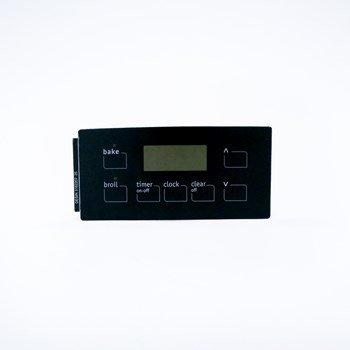 Control Board Overlay - Black