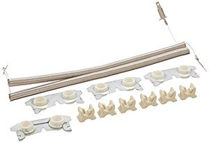 GE Dryer Restring Kit w/Insulators - WE11X10007