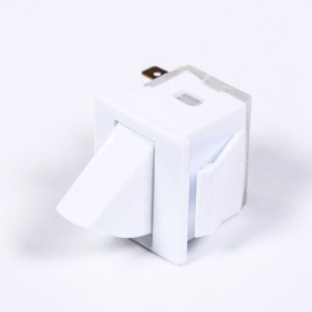 Refrigerator Light Switch - 2 Terminal