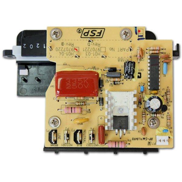 KitchenAid 5 & 6 Qt Professional Mixer Speed Control Black Knob - WP9706648