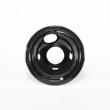 Drip Bowl 6 Ceramic Black