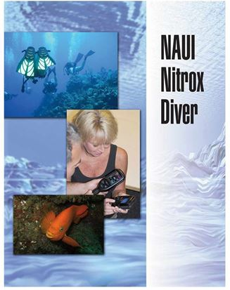 Nitrox Diver Book only