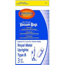 ROYAL  BAG  STYLE   B    EVC  3PK