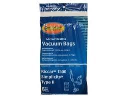 SIMPLICITY TYPE  H  BAGS  S24L-S18L-S14CL-S13L