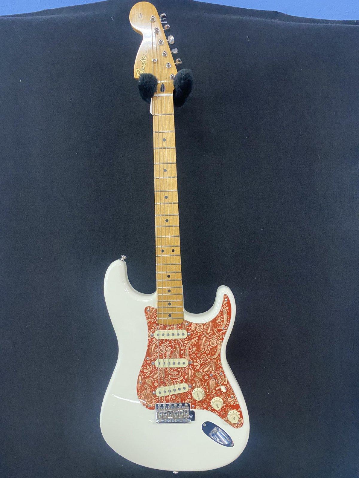 Used fender jimi hendrix stratocaster