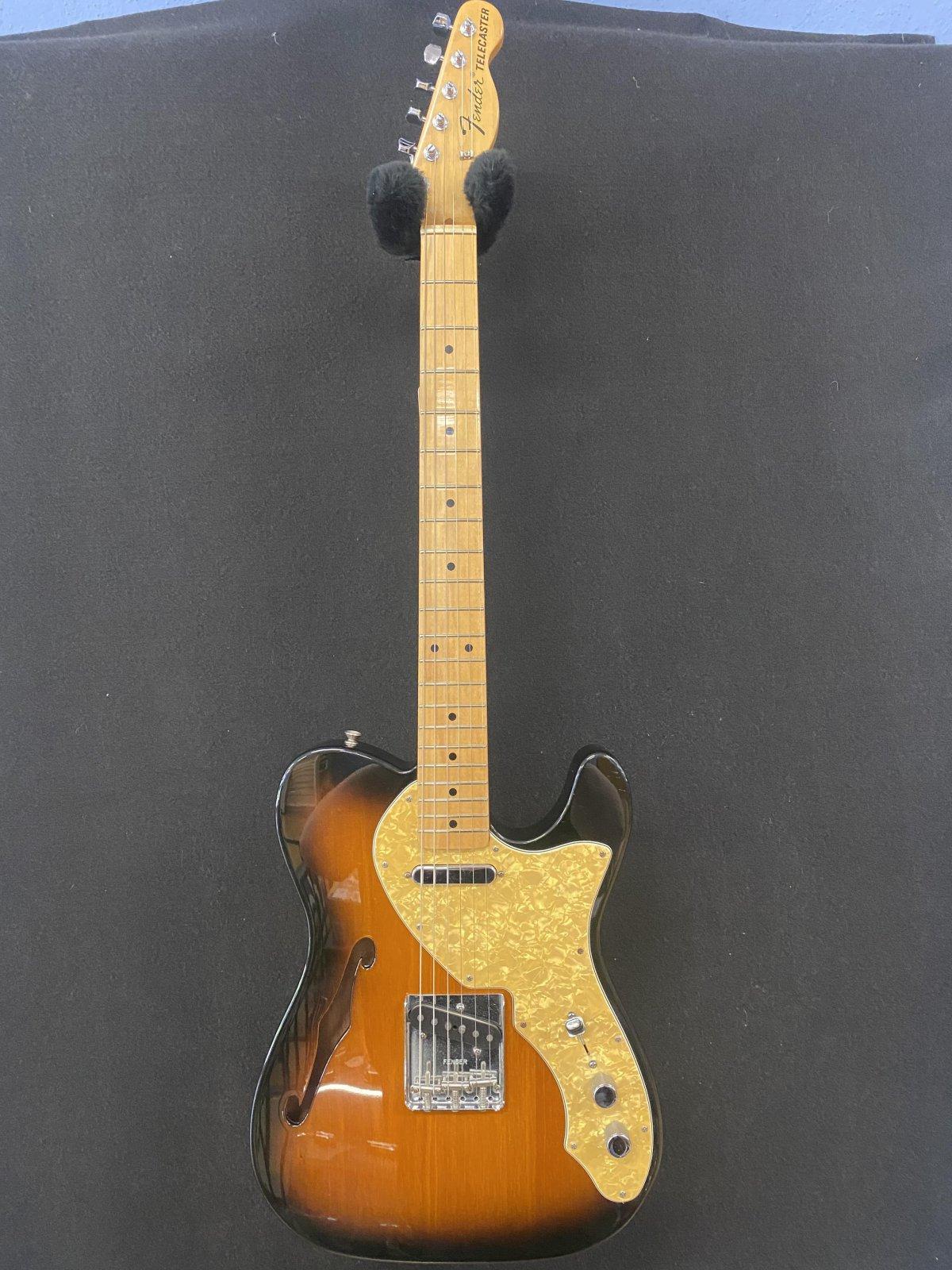 Used Fender Deluxe Thinline Telecaster