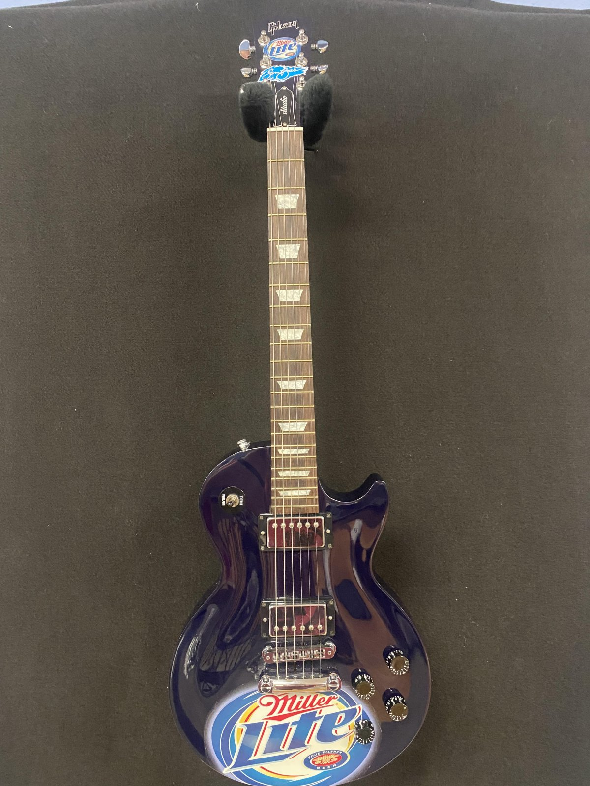 Used Gibson Les Paul Studio Sam Bass