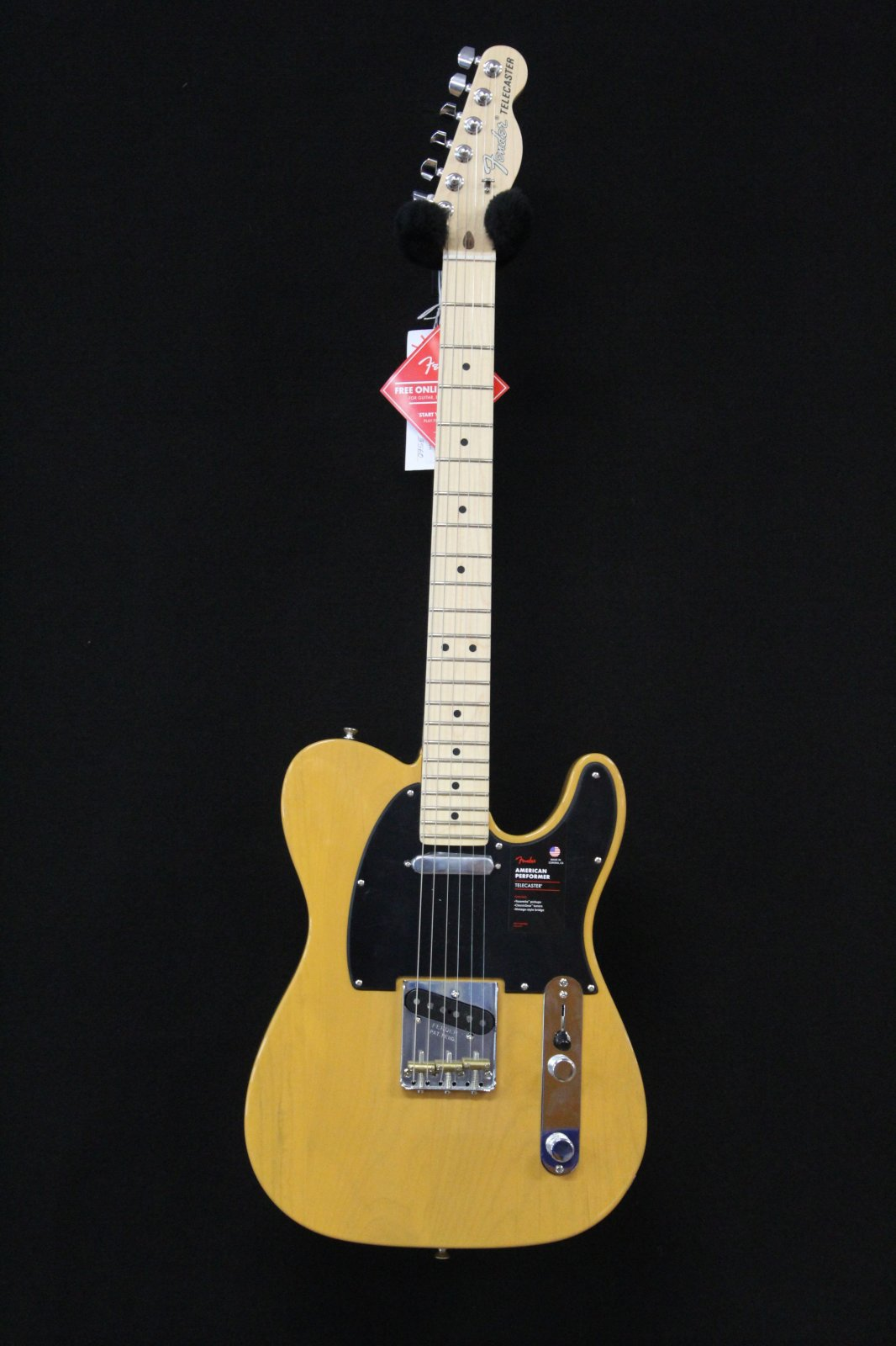 Fender LTD American Performer  Telecaster MN BTB