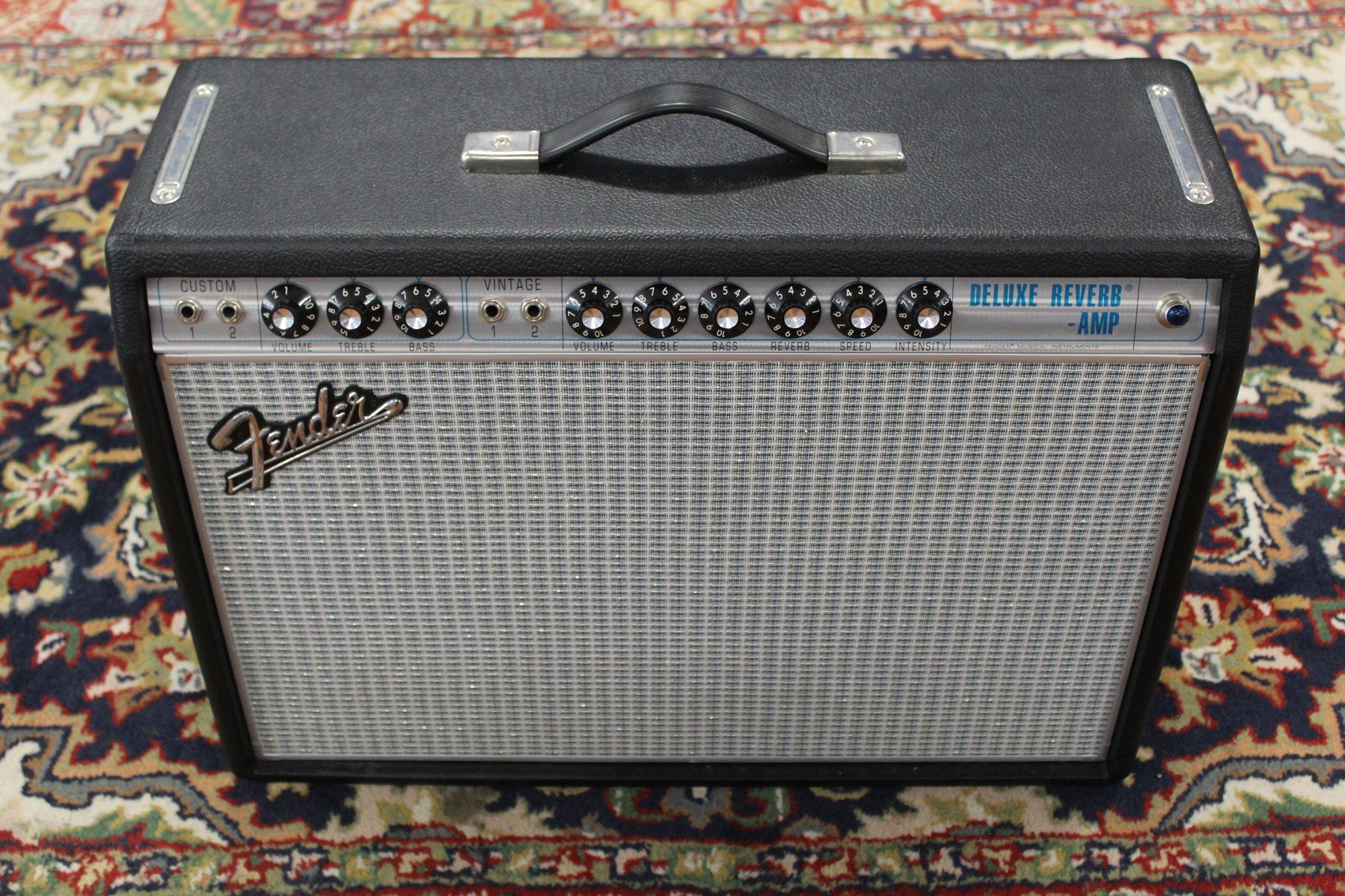 Used Fender Deluxe 68 Reissue