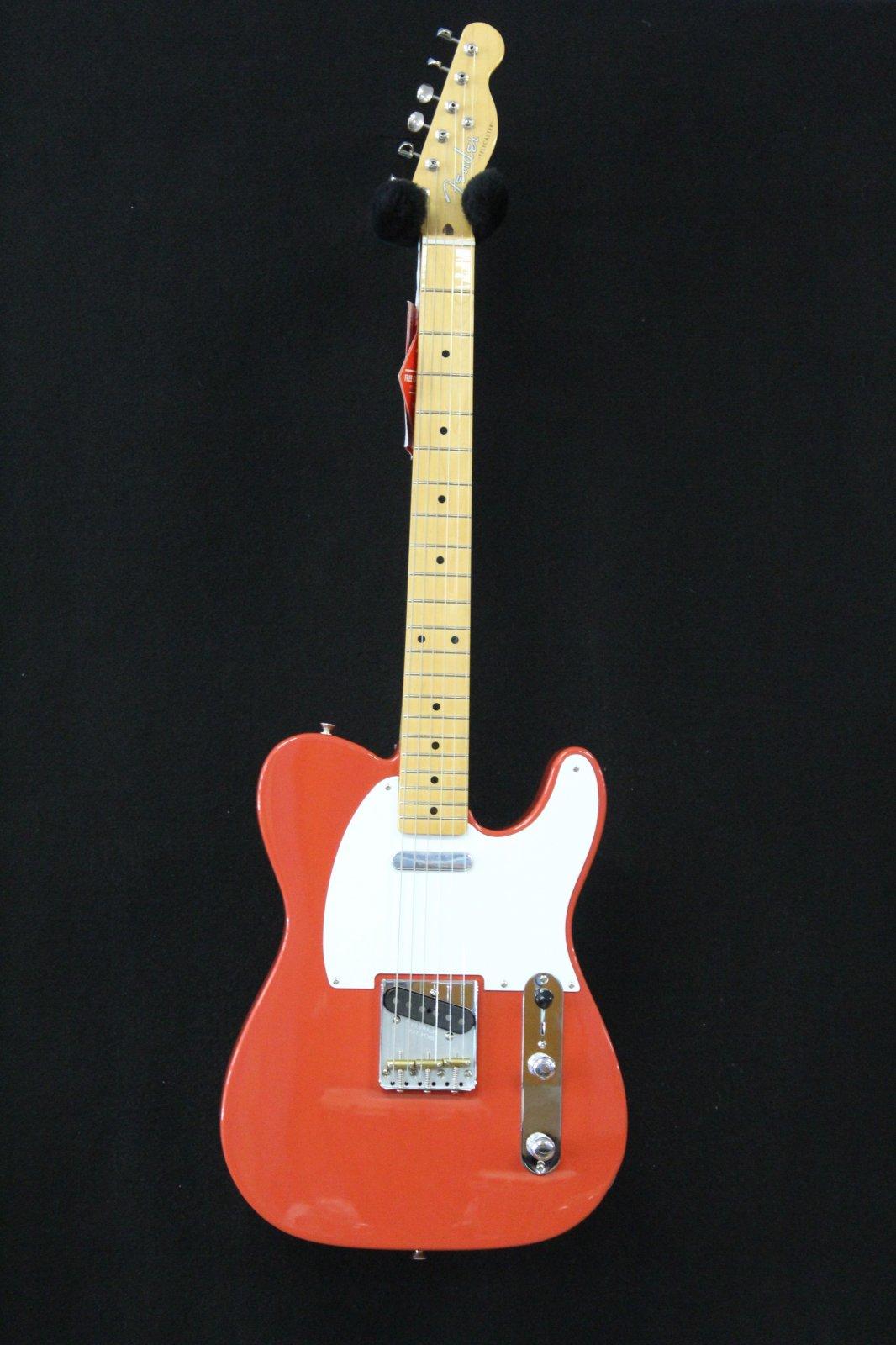 Fender Vintera 50's Telecaster MN FRD