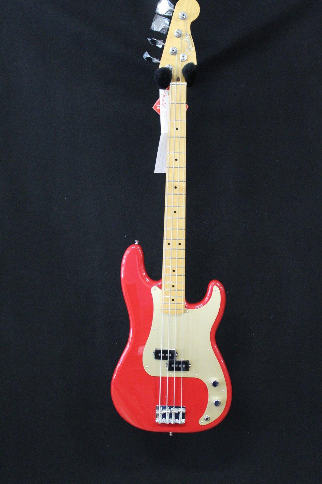 Fender Vintera 50's P Bass MN DKR