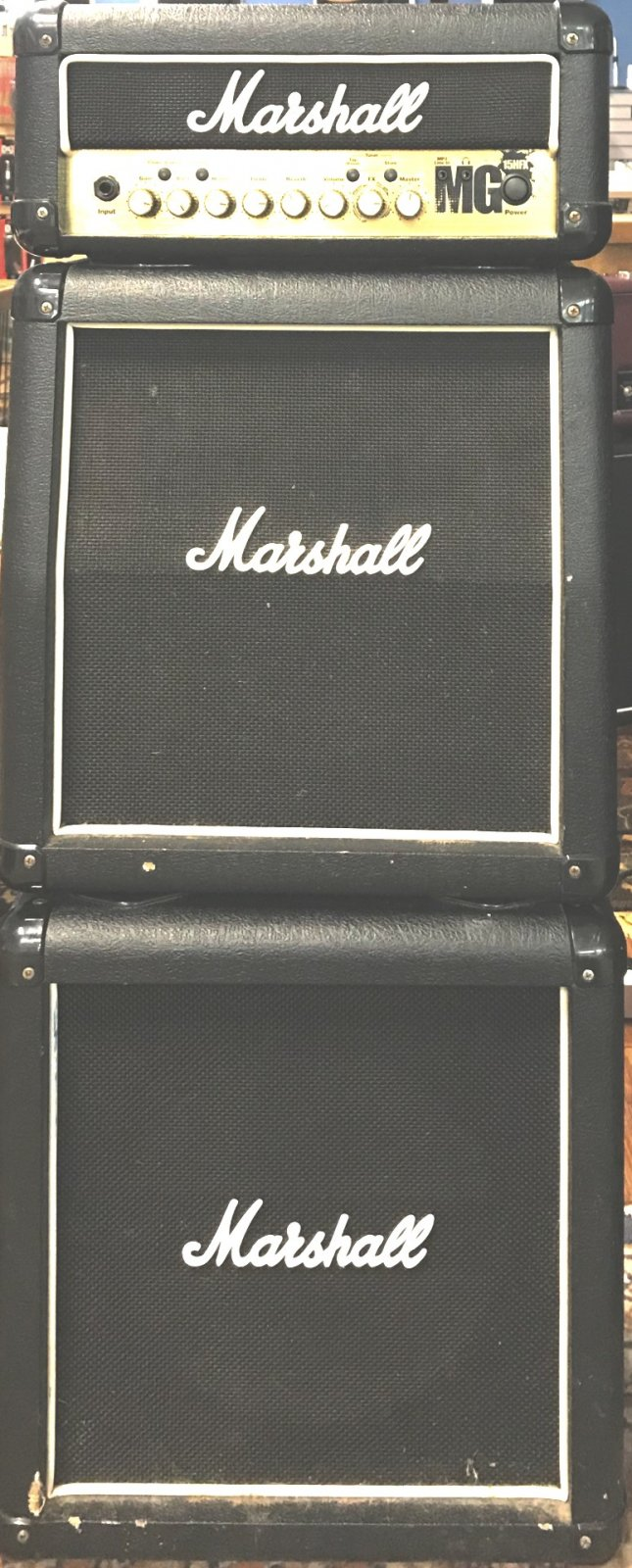 Used Marshall MG Micro Stack