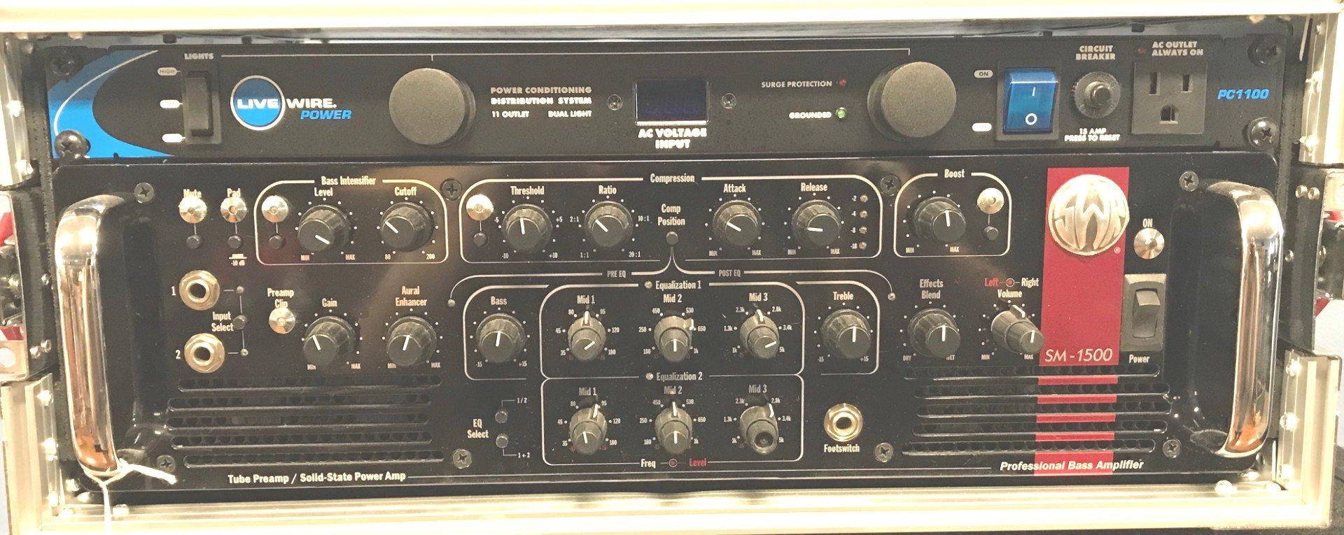 SWR SM-1500