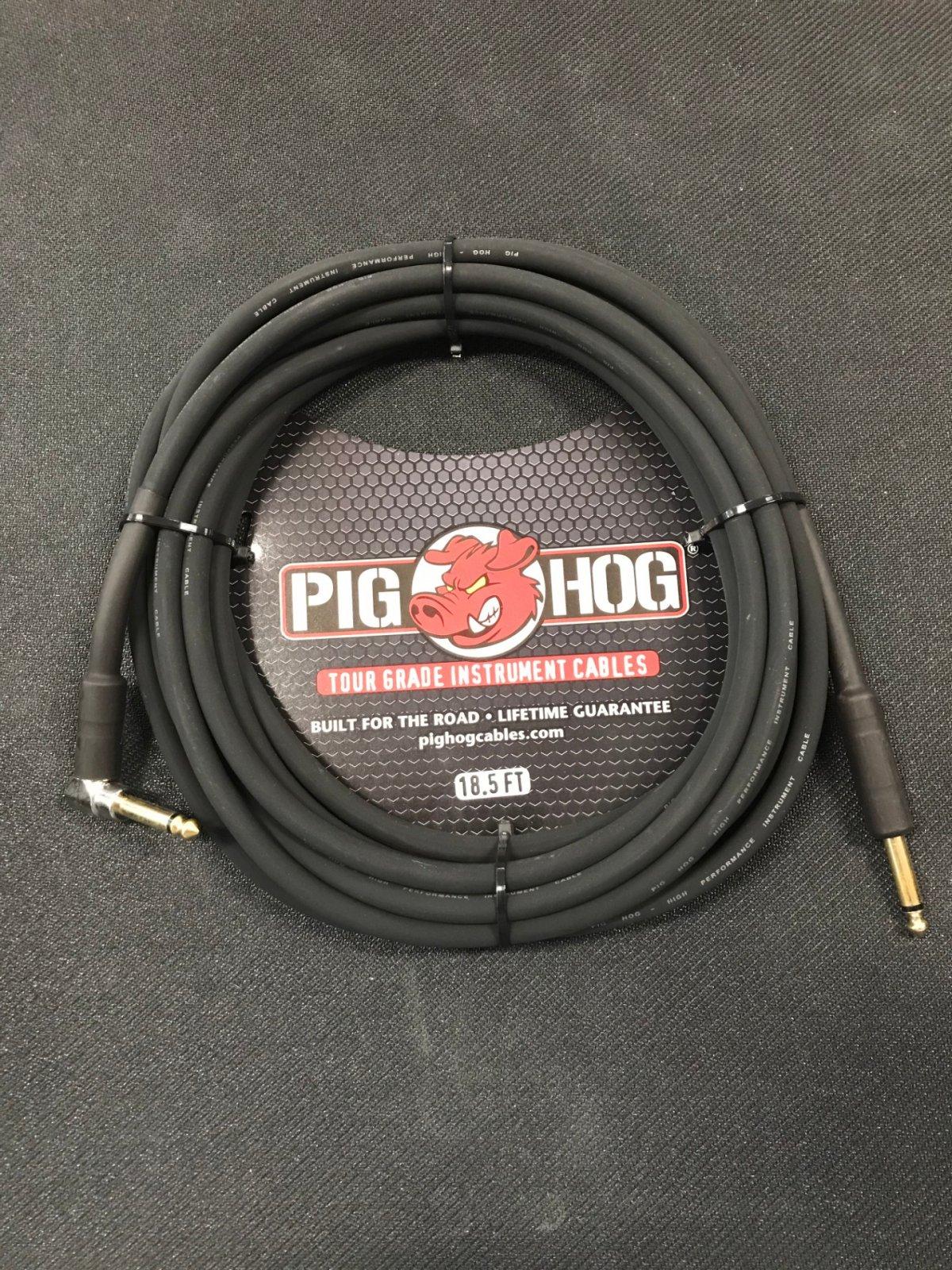 Pighog 18.6'1/4-1/4inst Rt