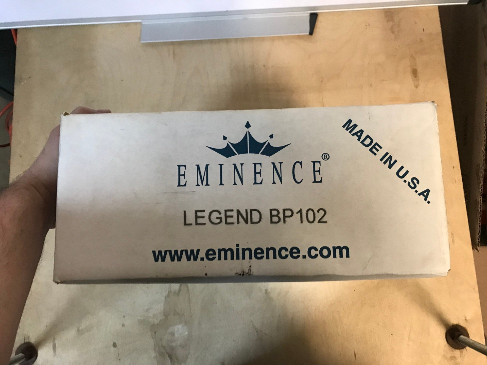 Eminence Legend BP102