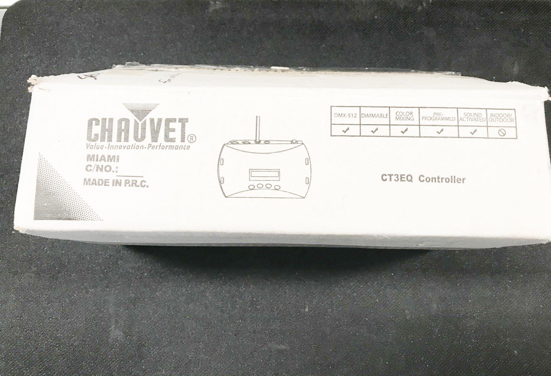 Chauvet CT3EQ foot controller