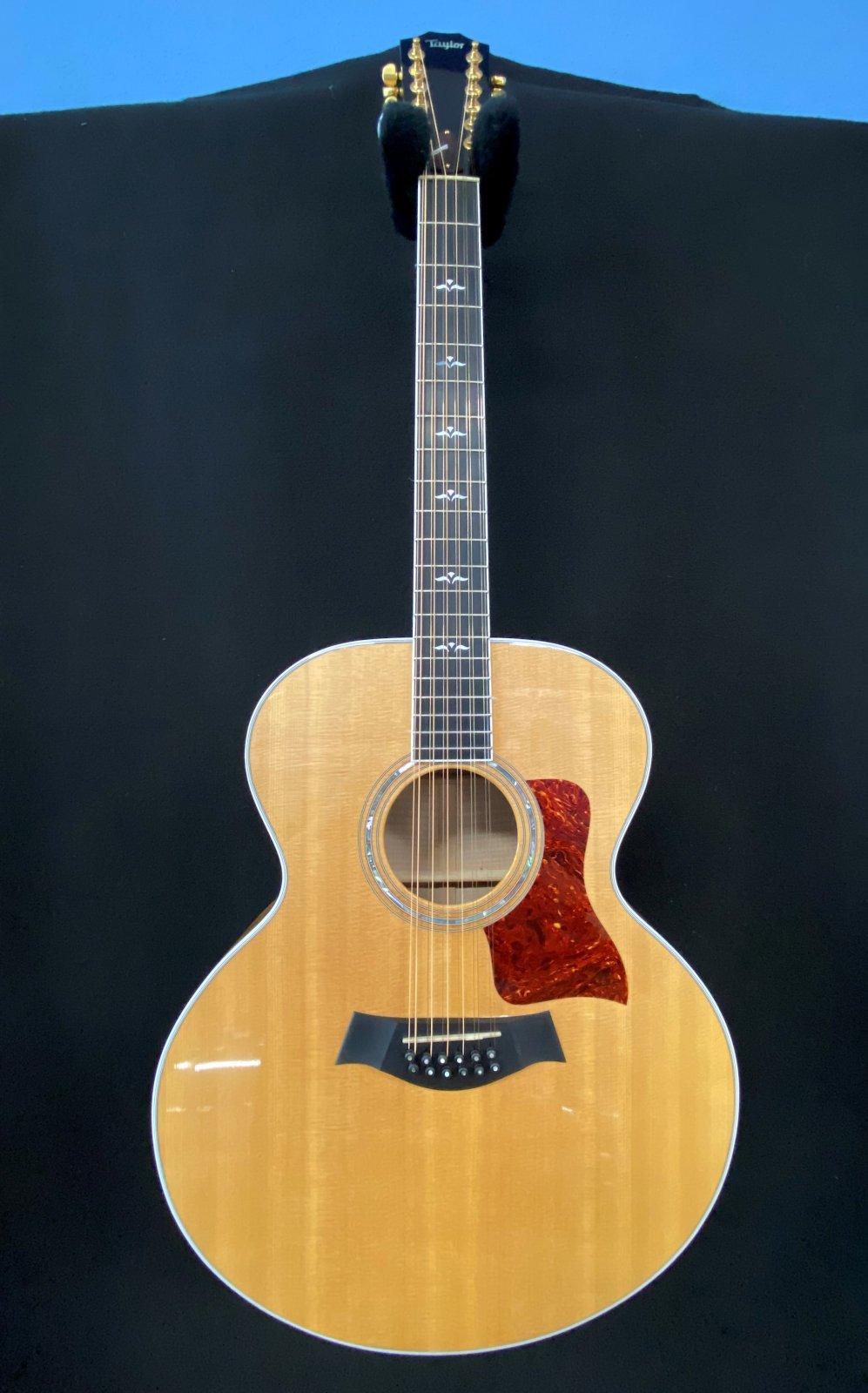 Taylor 655 12 string